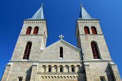 LUTHERAN CHURCH IN ESTONIA Stock Image
