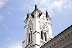 Lutheran Church in Grodno Stock Image