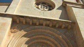 Lutheran Church stock video