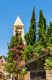 Lutheran Church of the Redeemer in Jerusalem Royalty Free Stock Photos