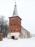 Lutheran Church in Rusne Royalty Free Stock Photo