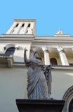 Lutheran Church of Saint Piter in St.Petersburg Royalty Free Stock Photos