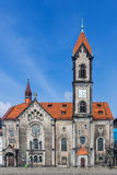 Lutheran Church of the Saviour Royalty Free Stock Photos
