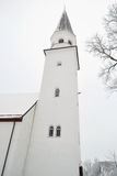 Lutheran church in Sigulda. Lutheran church in Sigulda, Latvia Royalty Free Stock Photography