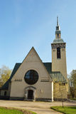 Lutheran Church of the Transfiguration Stock Photography