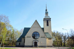 Lutheran Church of the Transfiguration Stock Photo