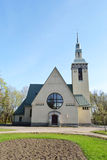 Lutheran Church in the Zelenogorsk Royalty Free Stock Image