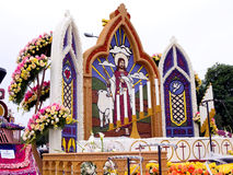 Lutheran Hour 2011 Rose Bowl Parade Float Royalty Free Stock Photo