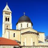 Lutheran Kerk van de Verlosser (1893-1898), Jeruzalem Stock Fotografie