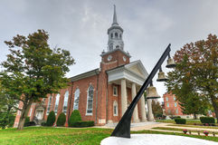 Lutheran Seminary, Gettysburg, PA. Lutheran Seminary at the Gettysburg National Military Park, Pennsylvania Royalty Free Stock Photo