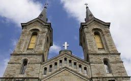 Lutherankyrka Arkivfoto