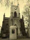 Lutherankyrka i Mykolaiv, Ukraina fotografering för bildbyråer