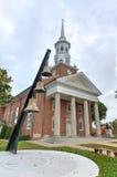 Lutheranseminarium, Gettysburg, PA Arkivbilder