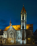 Lutherische Kirche Stockbild