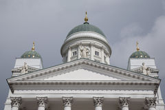 Luthern Cathedral, Helsinki Royalty Free Stock Photo