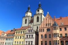 Lutherstadt Wittenberg Royalty-vrije Stock Foto