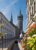 Lutherstadt Wittenberg imagenes de archivo