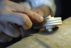 Luthier Immagine Stock Libera da Diritti