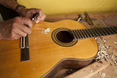 Luthier Stock Images