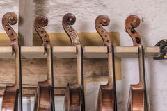 Luthier Стоковое фото RF