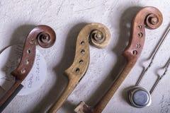 Luthier Imagen de archivo