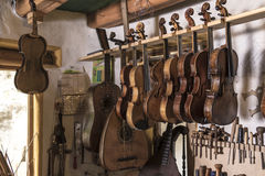 Luthier Stock Photography