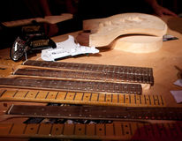 Luthier Tabel Stock Images