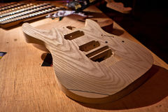 Luthier Royalty Free Stock Images