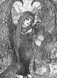 Lutin illustration stock