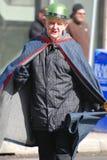 Lutin dans le défilé Ottawa, Canada de jour du ` s de St Patrick Photographie stock