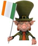 Lutin irlandais Photographie stock libre de droits