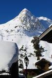 lutning för berg s Royaltyfri Fotografi