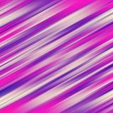 Lutningrosa färger, lilor, violett abstrac gjorde randig konst som var användbar för broc Royaltyfria Bilder