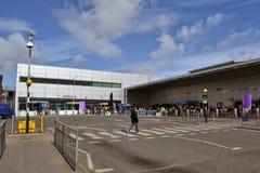 Luton flygplats London Royaltyfri Fotografi