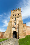 Lutsk Castle Stock Photography