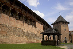 Lutsk (Ukraine) Royalty Free Stock Photos