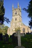Lutterworth Gemeinde-Kirche Lizenzfreie Stockfotos