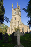 Lutterworth Parish Church Royalty Free Stock Photos
