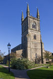Lutterworth Parish Church Stock Photography