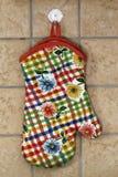 Luva da cozinha Imagem de Stock