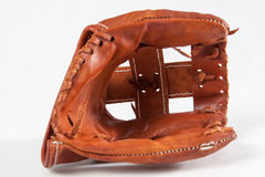 Luva de beisebol Fotografia de Stock