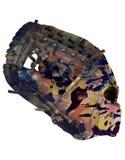 Luva de beisebol isolada foto de stock royalty free