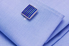Luva de uma camisa Imagens de Stock Royalty Free