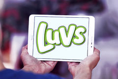 Luvs diapers manufacturer logo Royalty Free Stock Photo