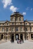 luwr muzeum Paryża Obrazy Royalty Free