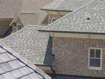 Luxe 3 - Roofline 5 royalty-vrije stock foto's