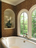 Luxe 5 - Salle de bains 1 photographie stock libre de droits