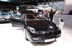 Luxe Citroën C6 Royalty-vrije Stock Afbeeldingen