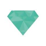 Luxe de diamant jewerly Image libre de droits