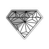 Luxe de diamant jewerly Images libres de droits